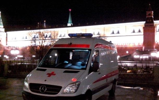 У Москві сталася масова бійка