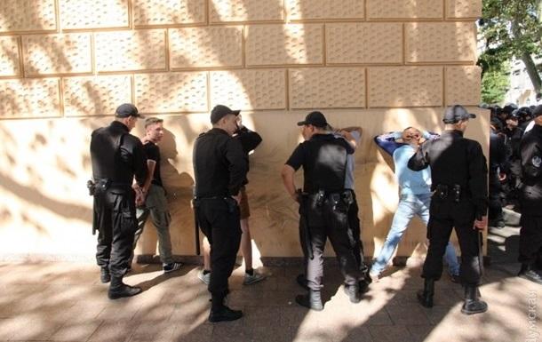 ЛГБТ-марш в Одессе: задержаны 20 человек