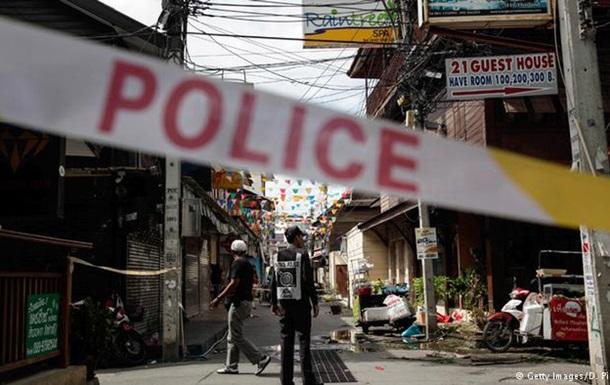 Полиция: Атаки в Таиланде организовал один человек