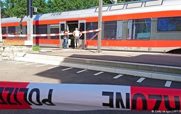 Атаку на поезд в Швейцарии не считают терактом