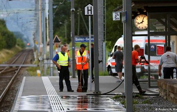 Напад у потягу в Швейцарії: одна з потерпілих та нападник померли