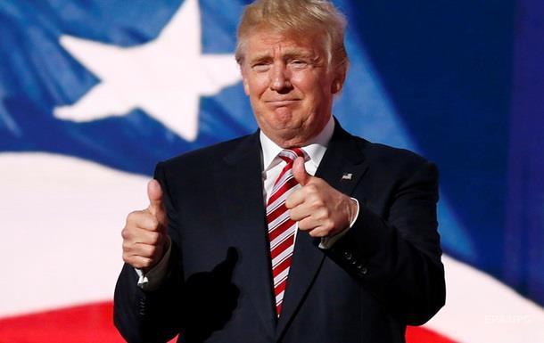 Трамп винит СМИ в низком рейтинге