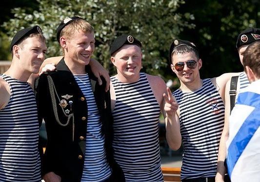 Морская пехота России воюет на Донбассе