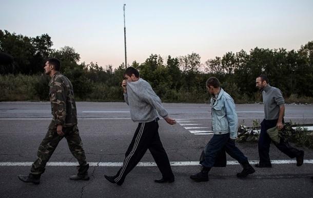 За час АТО звільнено з полону або знайдено понад 3000 українців