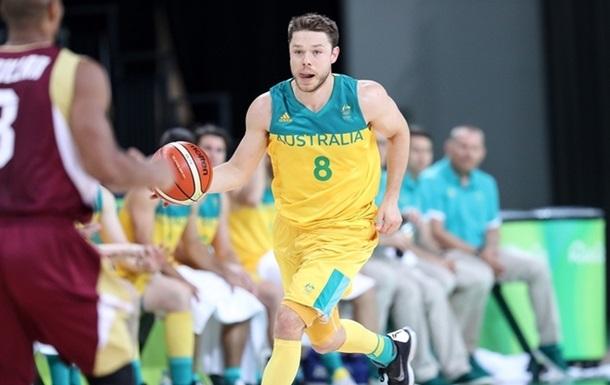 Баскетбол. Австралія фінішує другою в групі А