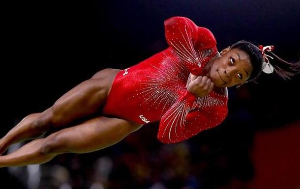 Спортивная гимнастика. У США и России по золоту и серебру