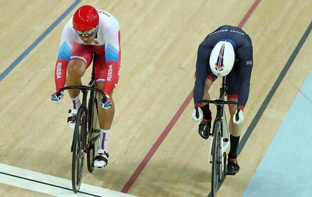 Велоспорт. Британцы доминируют в спринте на треке