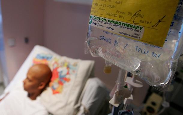 Рак - основная причина смерти в Европе