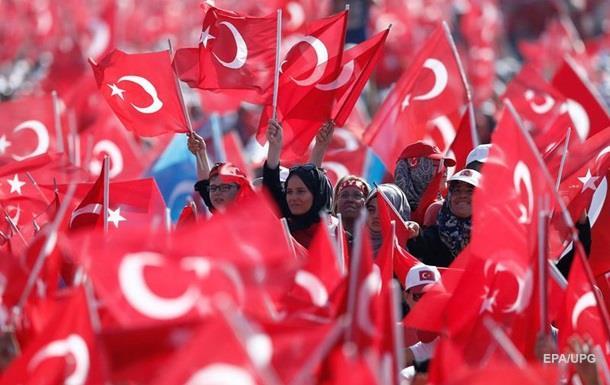 Турция поставила ЕС ультиматум по отмене виз