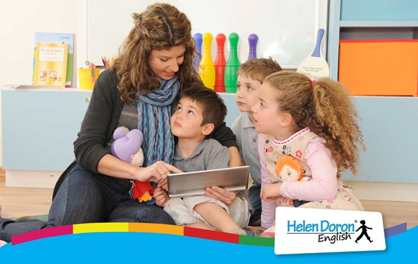 Учим английский язык как родной!