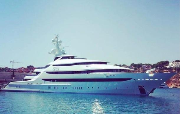 Дружина голови Роснефти вимагає знищити тираж газети через статтю про яхту