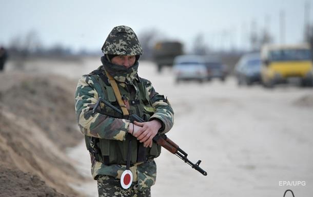 Загострення в Криму: Дождь розповів про стрільбу на кордоні