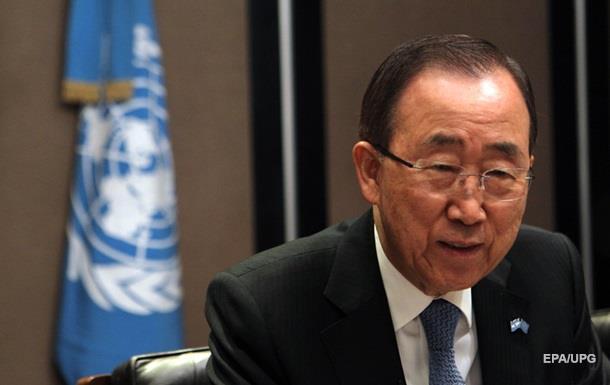ООН повинна очолити жінка - Пан Гі Мун