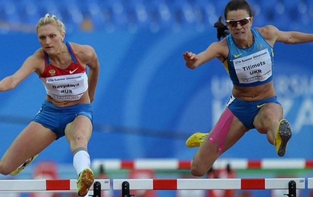 Легка атлетика. Три українки стали півфіналістками 400-метрівки з бар єрами