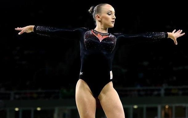 Спортивна гімнастика. Байлз третя на колоді, золото у Веверз