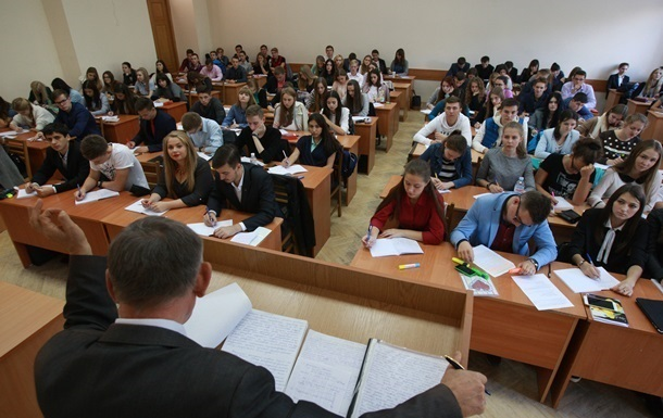 ВНО по украинскому языку хуже всего сдали на Западной Украине
