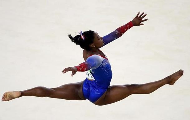 Спортивна гімнастика. Байліс - чотириразова олімпійська чемпіонка