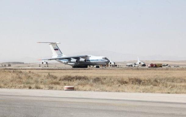 Іран не передавав Росії військову базу