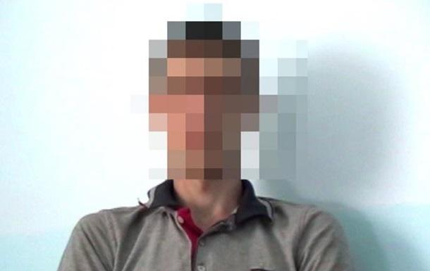На Донбассе задержали сепаратиста из Востока