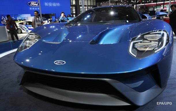 Ford назвал сроки выпуска авто без руля
