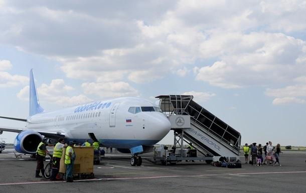 В аеропорту Сімферополя масово скасовують рейси