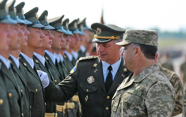 Військові показали останні приготування до параду
