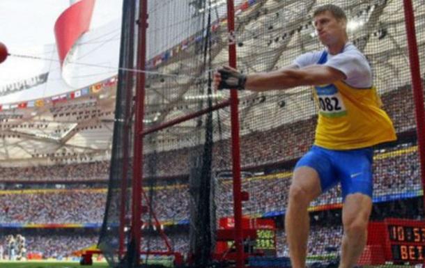 Легка атлетика. Виноградов пробився до фіналу з метання молота