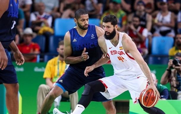 Баскетбол. Іспанія знищила Францію