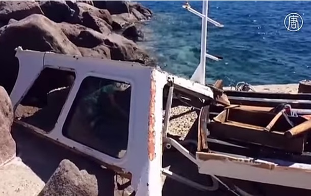 При зіткненні суден в Греції загинув українець