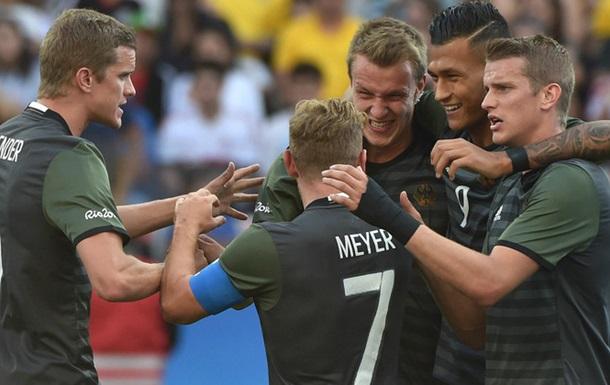 Футбол. Германия встретится с Бразилией в финале