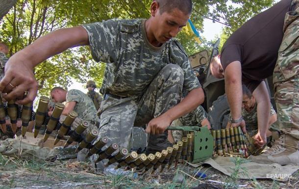 Ситуація в АТО різко загострилася: 96 обстрілів