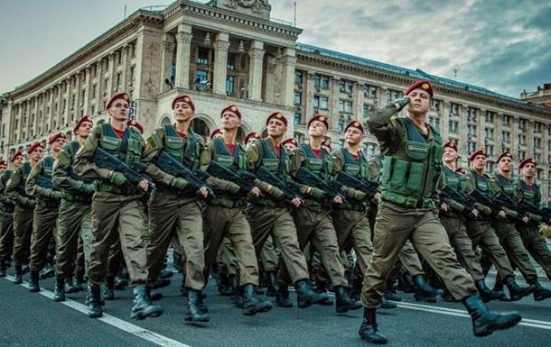 В Киеве из-за репетиции парада перекроют ряд улиц