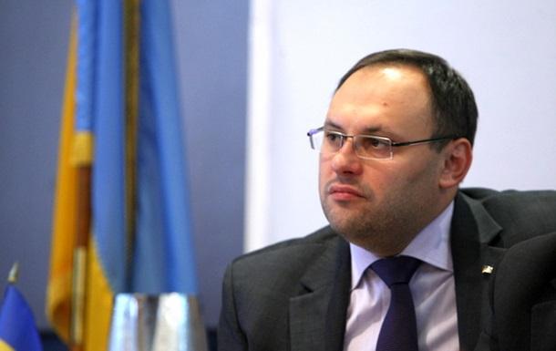 Луценко заявил о задержании Каськива в Панаме