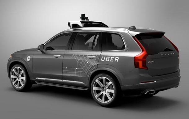 Uber запускает автопилотируемые перевозки в США