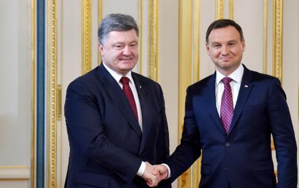 Польша променяла Литву на Украину