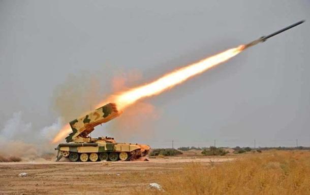 Військові РФ випробували вогнеметну систему Солнцепек