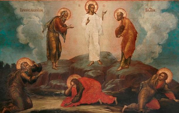 Православные верующие отмечают Яблочный Спас