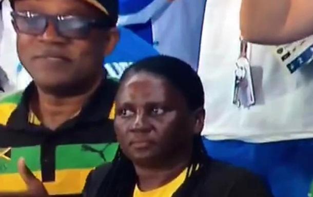 Не вражена . Мережа посміялася над матір ю Усейна Болта