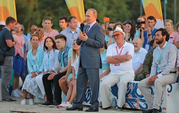 Путін окреслив головне завдання керівництву Криму