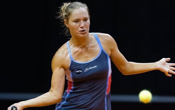 Все три украинки преодолели первый круг турнира в Нью-Хэйвене