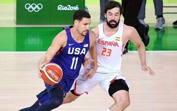Баскетбол. США и Сербия разыграют золото