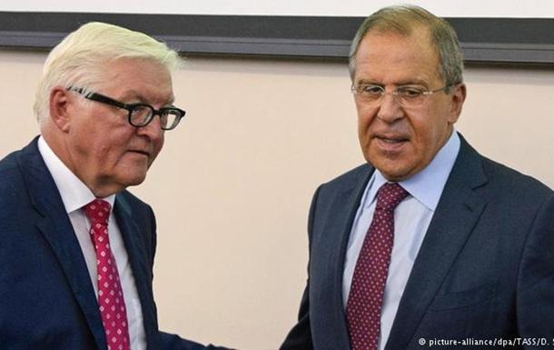 Штайнмайер требует от РФ перемирия в Алеппо