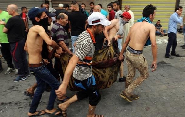 В Іраку стратили 36 осіб за зв язок з масовим убивством
