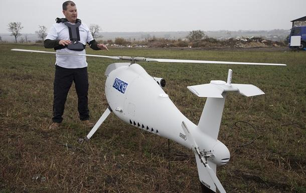 ОБСЕ заявляет об обстреле миссии на Луганщине