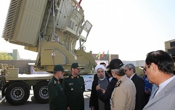 Іран показав нову систему ПРО Bavar-373