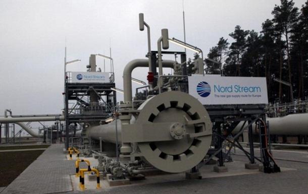 Газпром скоротив обсяги прокачування газу в Європу через Україну