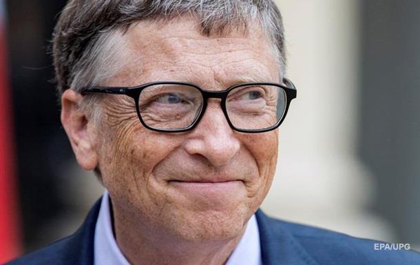 Статки Білла Гейтса досягли 0,5% ВВП США