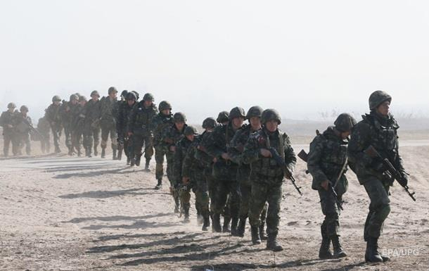 СНБО: Россия готовит масштабные учения у границ