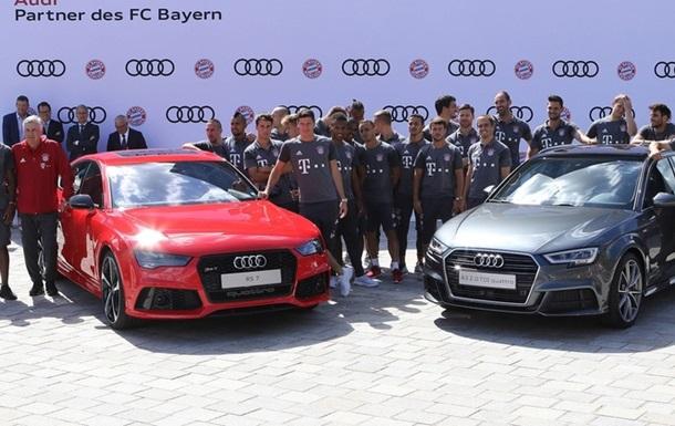 Спонсор додав швидкості гравцям Баварії