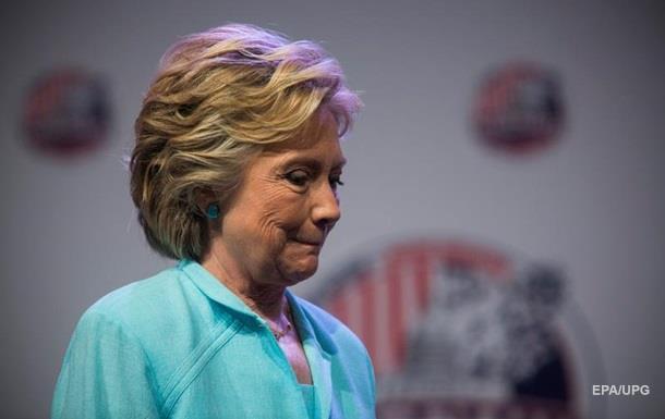 Клинтон отрицает проблемы со здоровьем